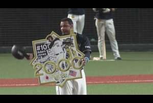 【5回表】バファローズ・ジョーンズ 日米通算2000安打を達成! 2020/9/10 L-B