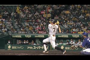 【2回裏】糸井 これぞベテランのバッティング技術!! 1-3塁のチャンス到来!! 2020/10/28 T-D