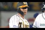 【1回裏】糸原 打球は右中間を突き破る!! 取られたら取り返す!! タイムリーツーベースヒット!! 2020/10/29 T-D