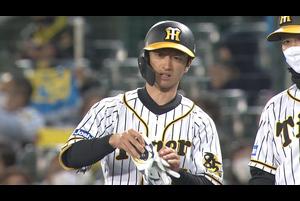 【3回裏】近本 振り抜いた打球はセンターへの先制タイムリー!! 2020/11/04 T-S