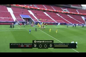 スペインサッカー、第5節アトレチコ・マドリッドvsビジャレアルのハイライト動画です。試合詳細:-該当試合の速報URL-