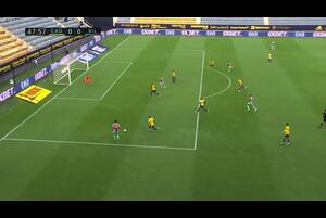 スペインサッカー、ラ・リーガ第7節カディスCFvsビジャレアルのハイライト動画です。<br /> 試合詳細:https://soccer.yahoo.co.jp/ws/game/top/20114958