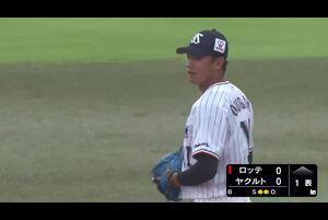 【イースタン・リーグ】ヤクルト・ドラ1ルーキー奥川 vs ロッテ・藤原の対決!