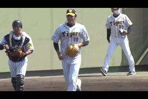 【ウエスタン・リーグ】藤浪が14奪三振と圧巻の投球!