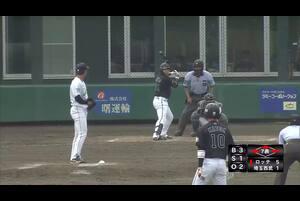 【イースタン・リーグ】ロッテ・菅野がグランドスラムを放つ!