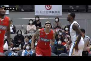 【ハイライト】12/02 広島 vs 滋賀(20-21 B1第10節)