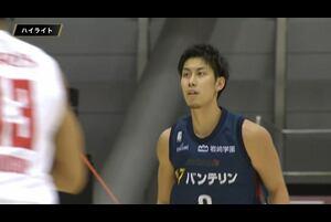 【ハイライト】10/18 横浜 vs A東京(20-21 B1第3節)