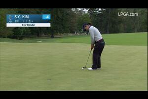【KPMG全米女子プロゴルフ選手権 3日目】キム・セヨンのハイライト