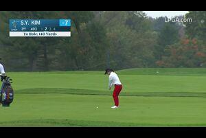 【KPMG全米女子プロゴルフ選手権 最終日】キム・セヨンのハイライト