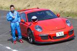 Porsche911GT3RSで筑波サーキットで1分切りできるのか!? 【ドライバー:中谷明彦】