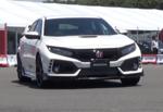 【速攻試乗!】ホンダ新型シビック・タイプRに乗った HONDA  NEW Civic Type-R