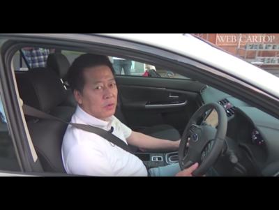中谷さん「うわっ! 静か」と思わず絶賛! SUBARU LEVORG 1.6GT-S EyeSightに試乗