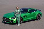 メルセデスAMG GT Rを土屋圭市がサーキットで全開アタック!