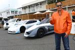 ドリキン土屋圭市が最新EVスポーツを評価!