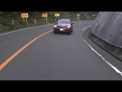 BMW X4 M40iに試乗! SUVとは思えぬスポーティさにオドロキ
