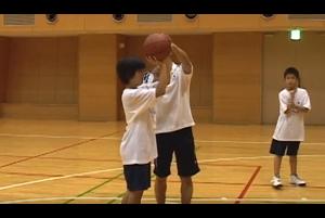 【バスケ練習メニュー】高く打つ
