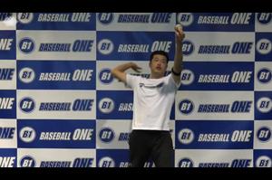 【野球練習メニュー】押し出して投げないようにするための練習方法