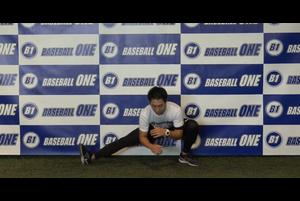 【野球練習メニュー】体重移動の動きを覚えるメニュー