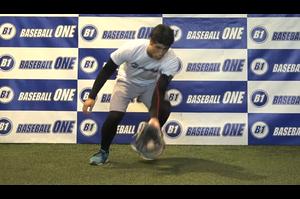 【野球練習メニュー】シングルキャッチを覚える練習方法