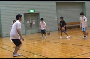【バスケ練習メニュー】カップリングドリブル①