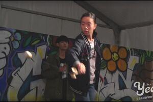 【けん玉】王者MIZUKI(12歳)のソロ演技をご覧あれ!
