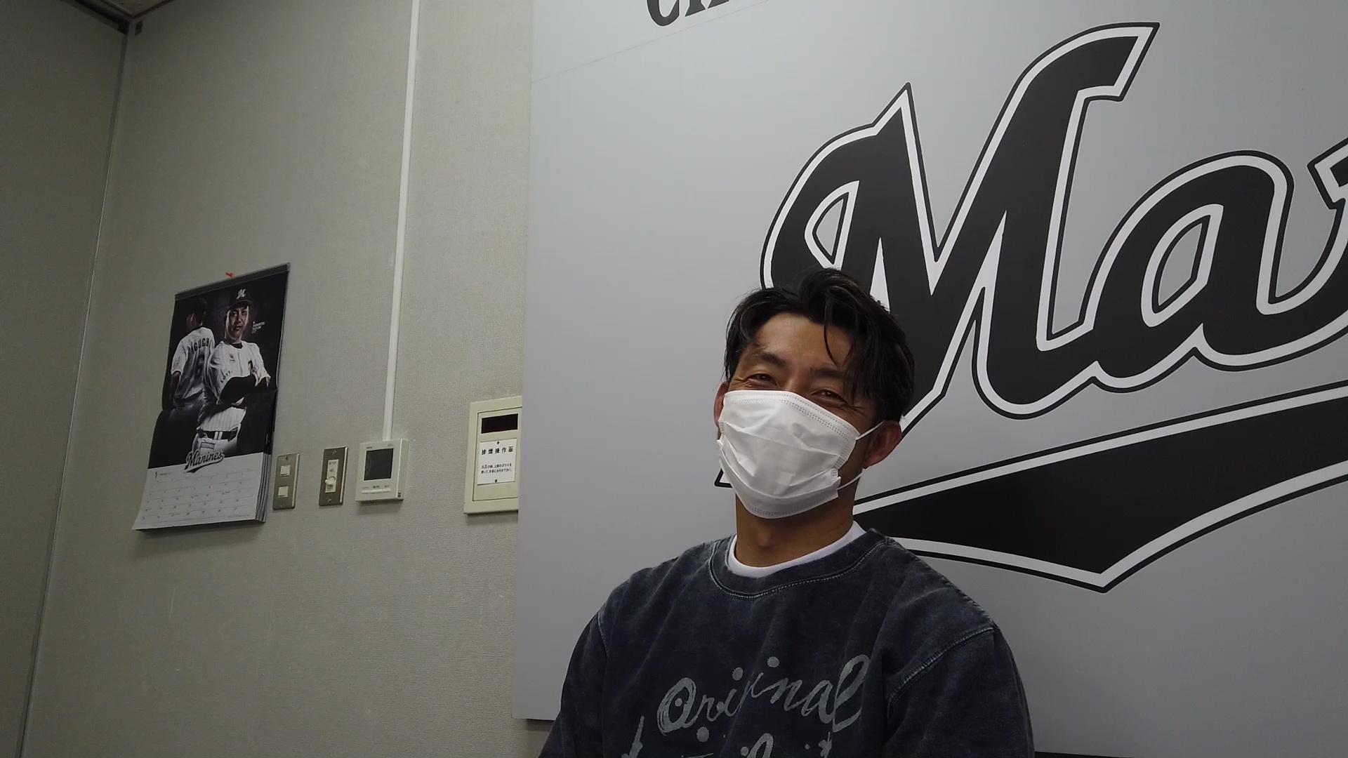 鳥谷敬「甲子園」への思いなどを語る【広報ミニカメラ】