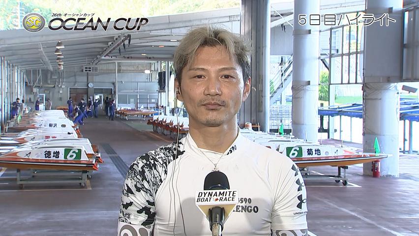 【ハイライト】SG第26回オーシャンカップ5日目 濱野谷憲吾14年ぶりSG優勝に王手 優勝戦メンバー決定