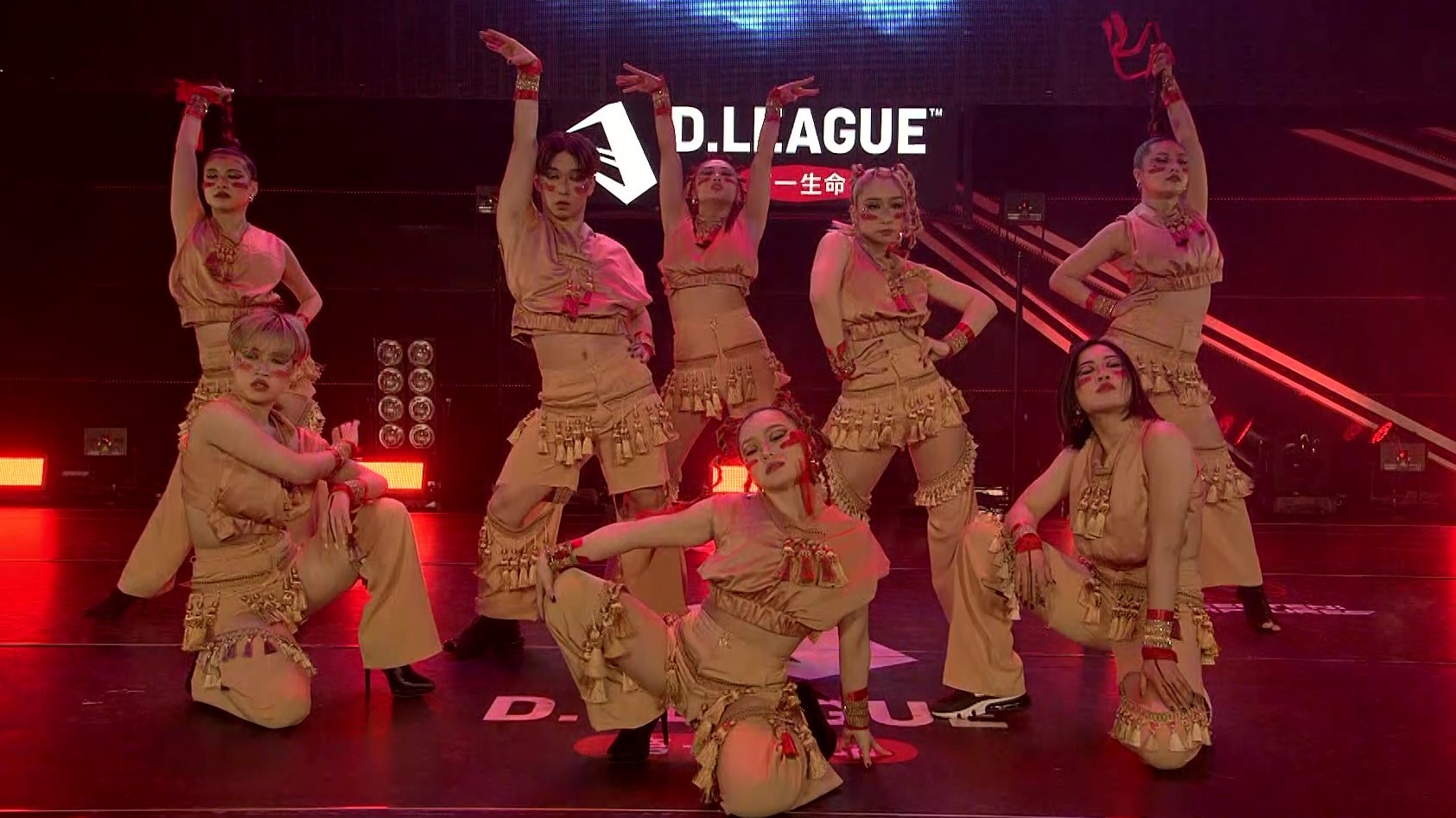 プロダンスリーグ【D.LEAGUE】/ Benefit one MONOLIZ 第一生命 D.LEAGUE 20-21 ROUND.7・SHOW 8
