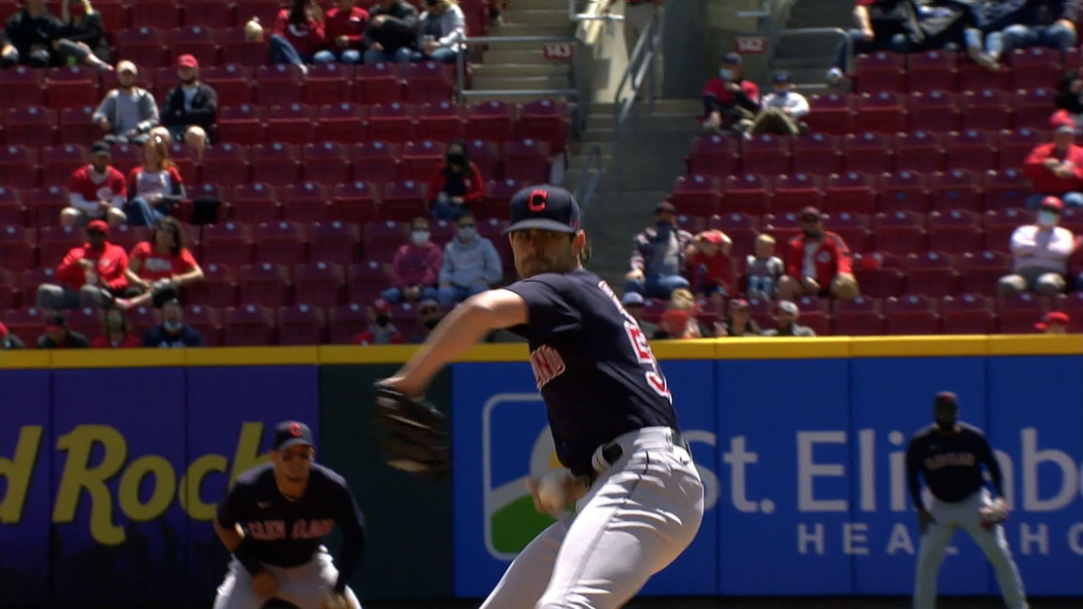 【MLB】インディアンス シェーン・ビーバー 投球ダイジェスト 4.19