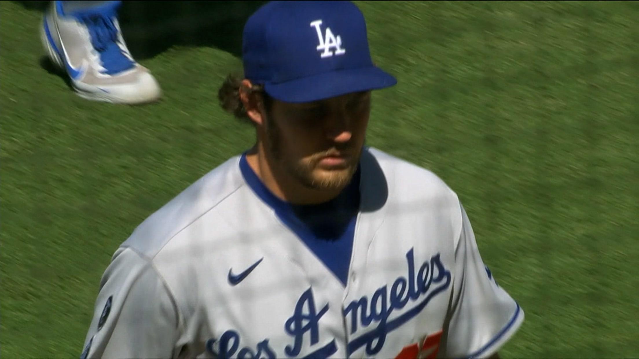 【MLB】ドジャース トレバー・バウアー 投球ダイジェスト 4.19