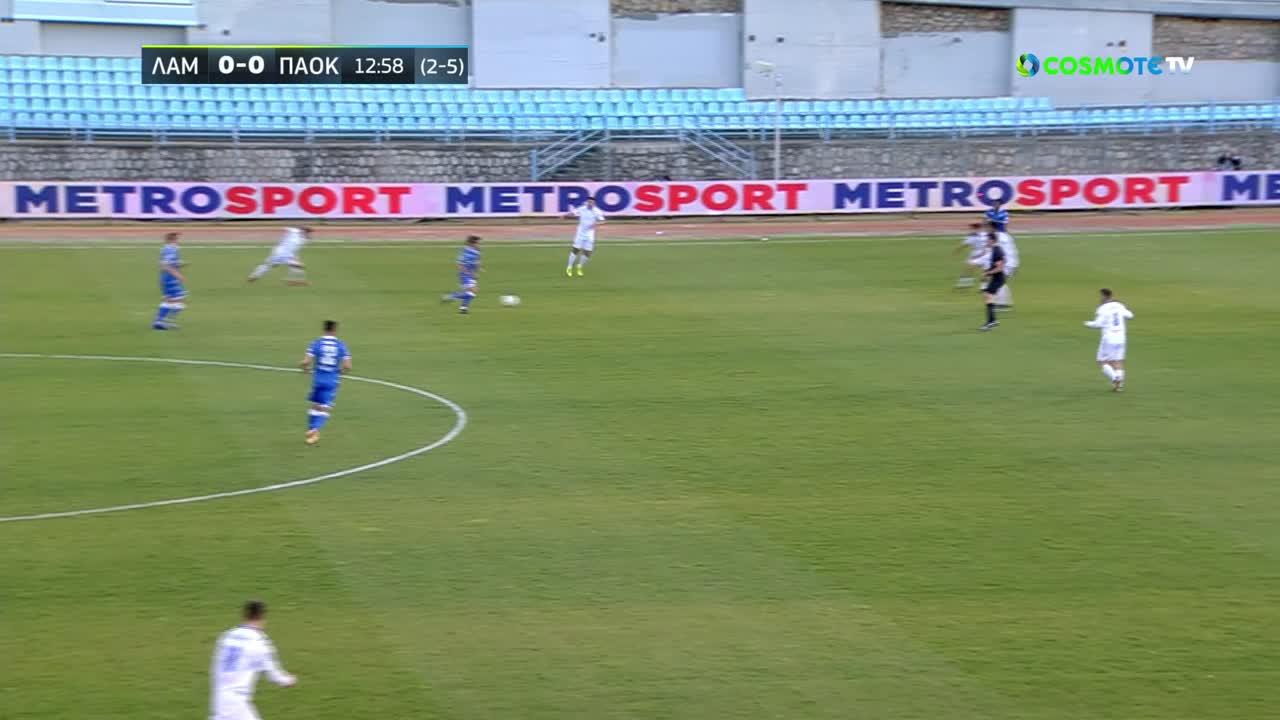 香川が移籍後初アシスト!PAOKがギリシャカップ準決勝進出!