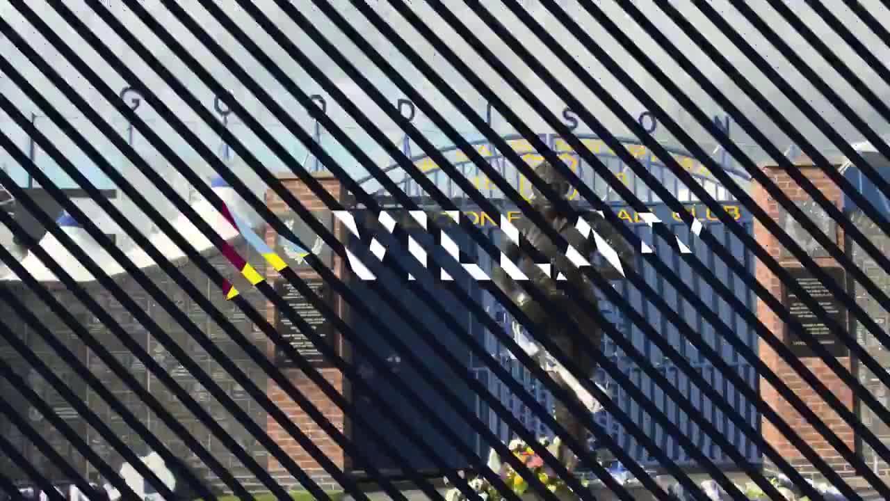 迫力のあるピッチサイドから!エヴァ―トン vs アストン・ヴィラ ハイライト【プレミアリーグ第34節】