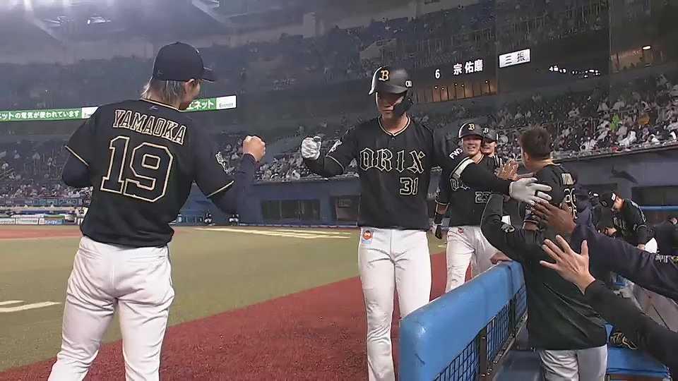【5回表】追撃!! バファローズ・太田が今季第2号3ランホームランを放つ!! 2021/5/7 M-B