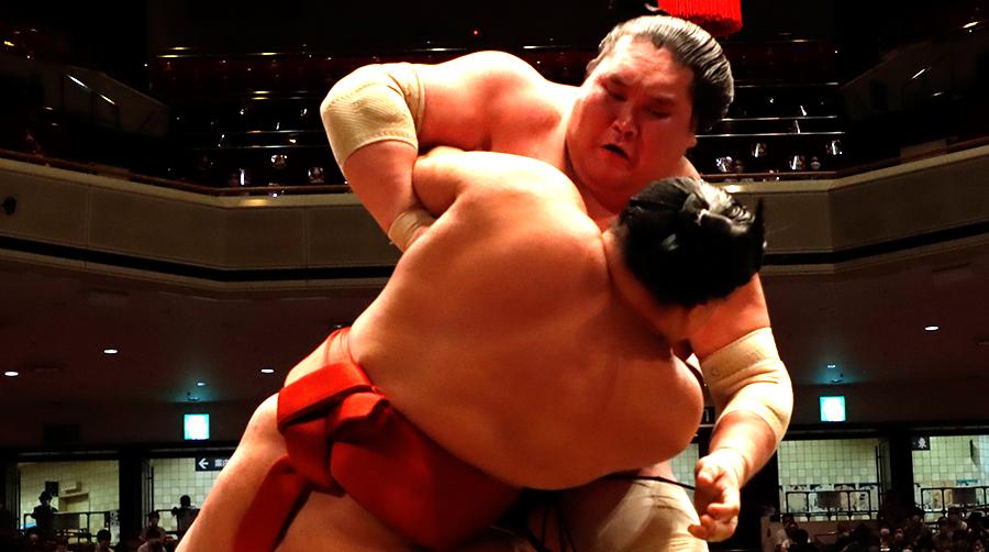 【相撲協会公式・今日の一番】二日目 豊昇龍-横綱・照ノ富士