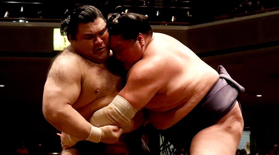 【相撲協会公式・今日の一番】十一日目 高安-横綱・照ノ富士