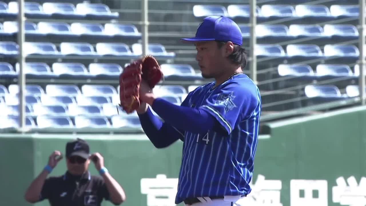 【フェニックス・リーグ】10/28 中日対DeNA ハイライト