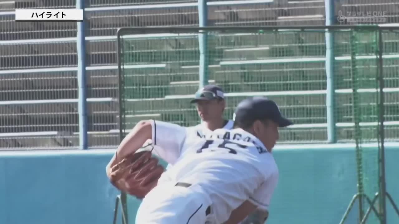 【フェニックス・リーグ】10/28 西武対阪神 ハイライト
