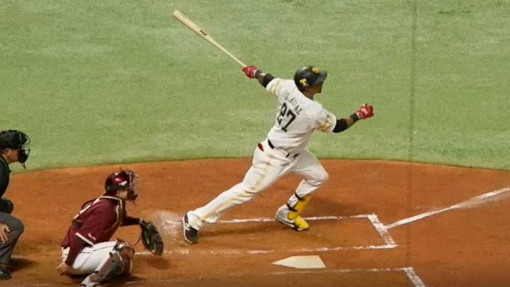 【ベースボールLIVE】意識高い系助っ人・グラシアル、3安打で連勝たぐり寄せる<4/21 ソフトバンク vs. 楽天>