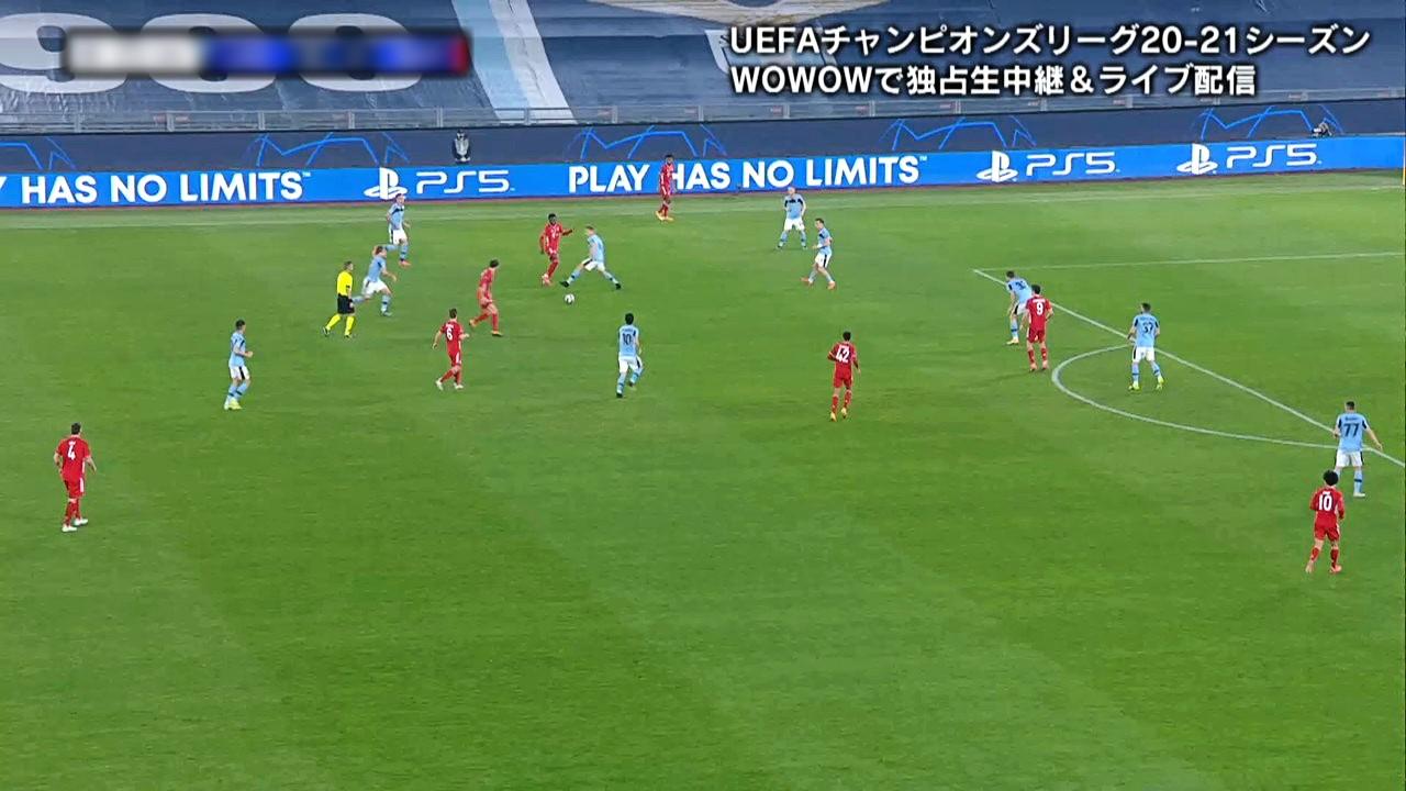 【ベスト16 1st Leg】ラツィオ vs バイエルン・ミュンヘン 1分ハイライト/UEFAチャンピオンズリーグ 20-21