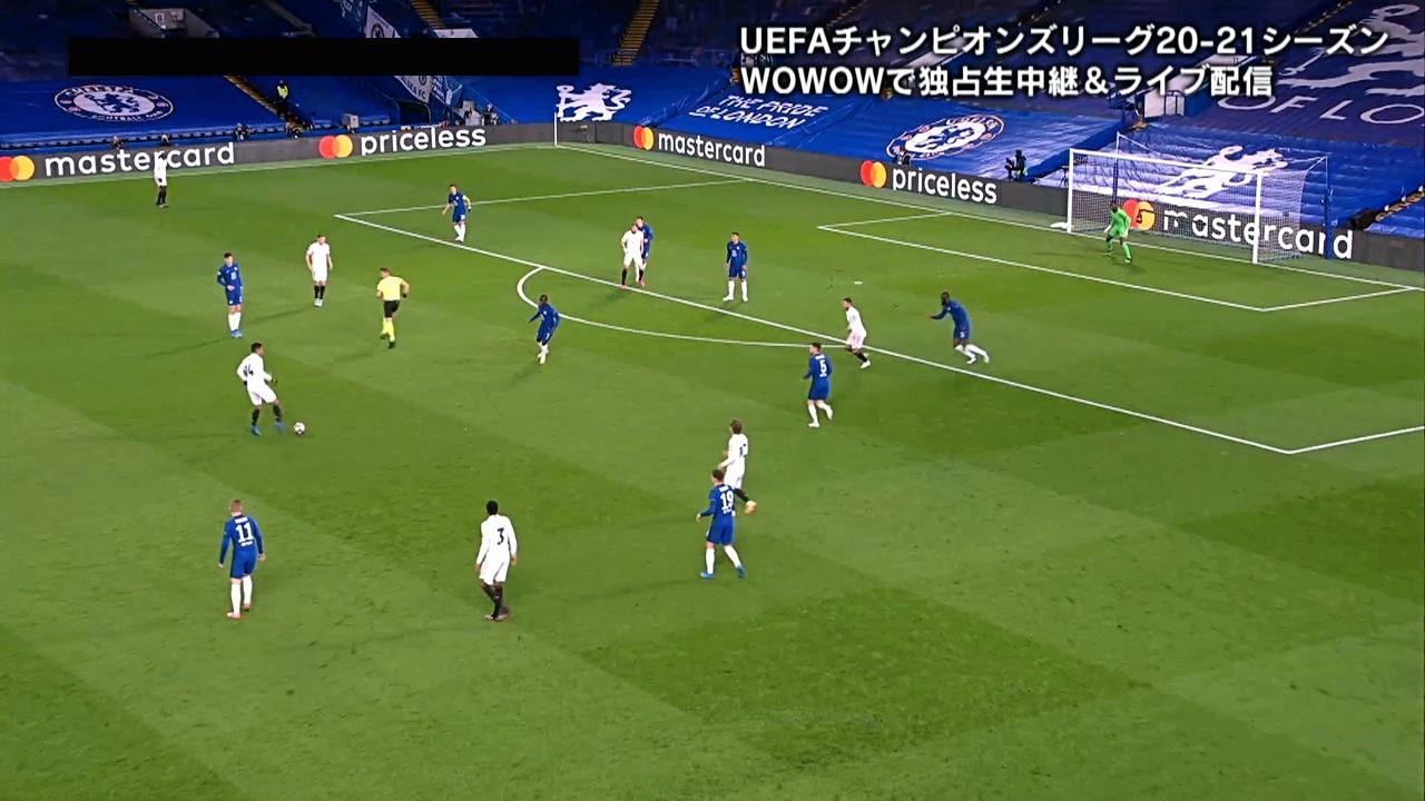 【準決勝 2nd Leg】チェルシー vs レアル・マドリード 1分ハイライト/UEFAチャンピオンズリーグ 20-21