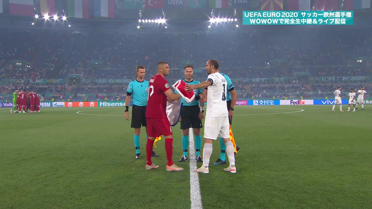 グループステージHL│グループA│トルコ vs イタリア Matchday1│UEFA EURO 2020TM サッカー欧州選手権