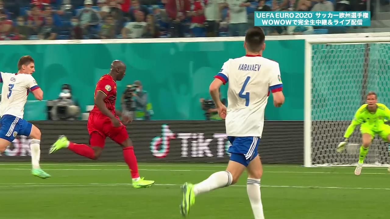 グループステージHL│グループB│ベルギー vs ロシア Matchday 1│UEFA EURO 2020TM サッカー欧州選手権