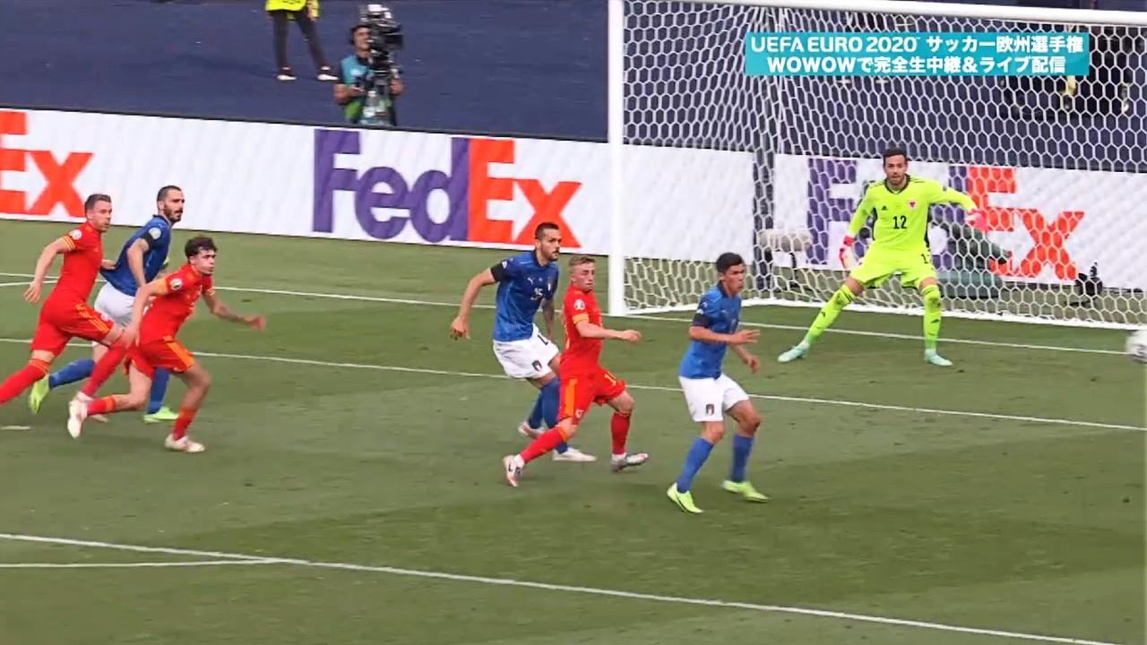 グループステージHL│グループA│イタリア vs ウェールズ Matchday 3│UEFA EURO 2020TM サッカー欧州選手権