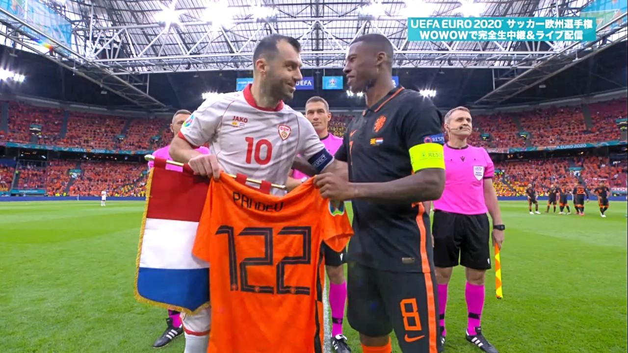 グループステージHL│グループC│北マケドニア vs オランダ Matchday 3│UEFA EURO 2020TM サッカー欧州選手権