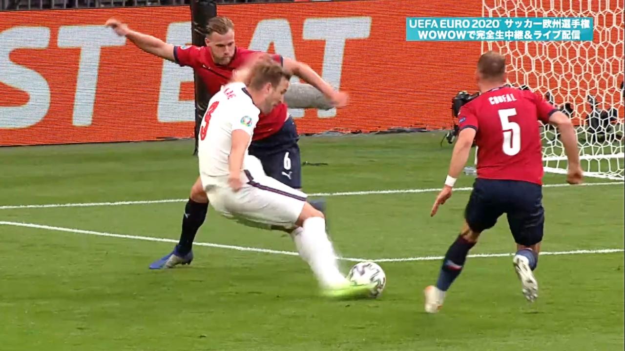 グループステージHL│グループD│チェコ vs イングランド Matchday 3│UEFA EURO 2020TM サッカー欧州選手権