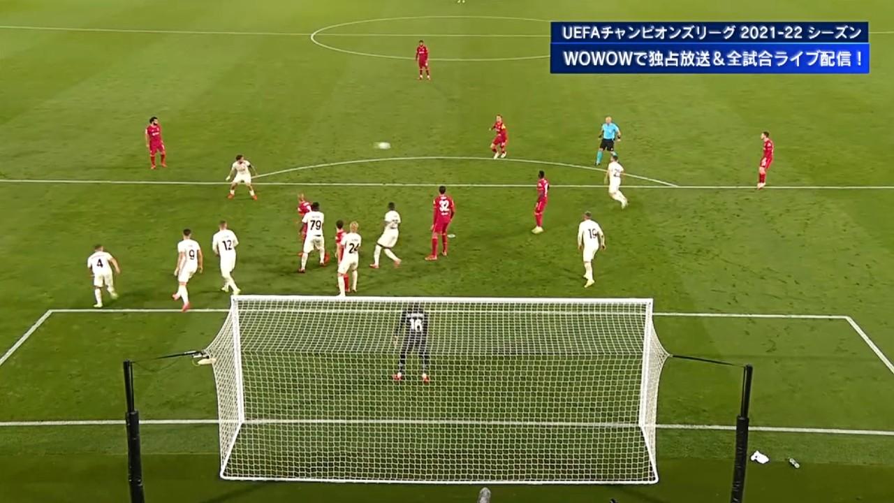 【GS Matchday1】リヴァプール vs ミラン 1分ハイライト/UEFAチャンピオンズリーグ 2021-22