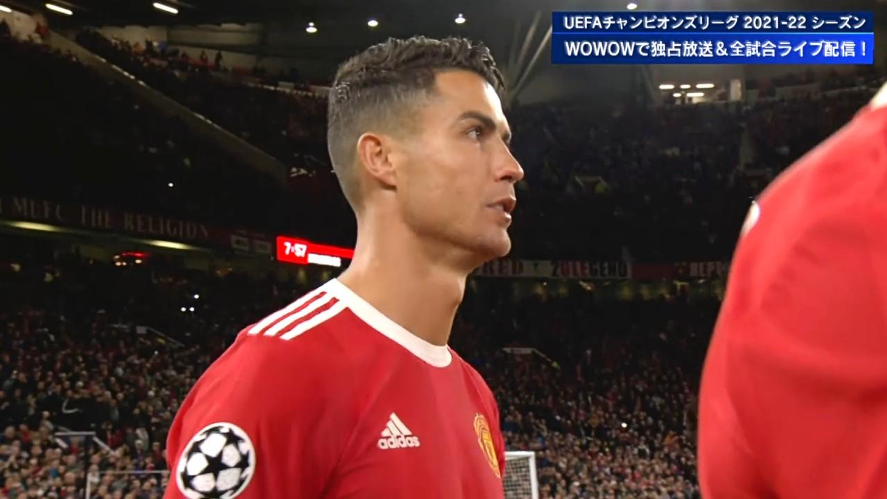 【GS Matchday3】マンチェスター・ユナイテッド vs アタランタ 1分ハイライト/UEFAチャンピオンズリーグ 2021-22
