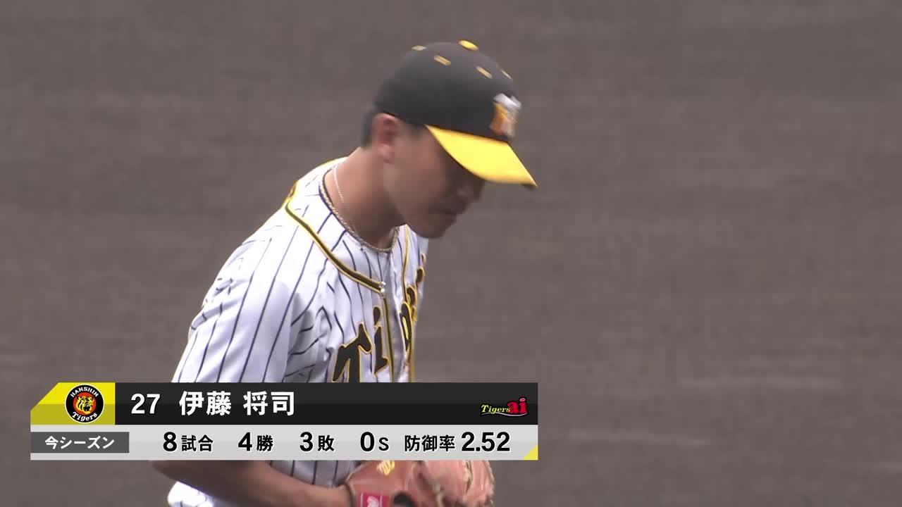 阪神vs巨人 2021/06/19 ダイジェスト