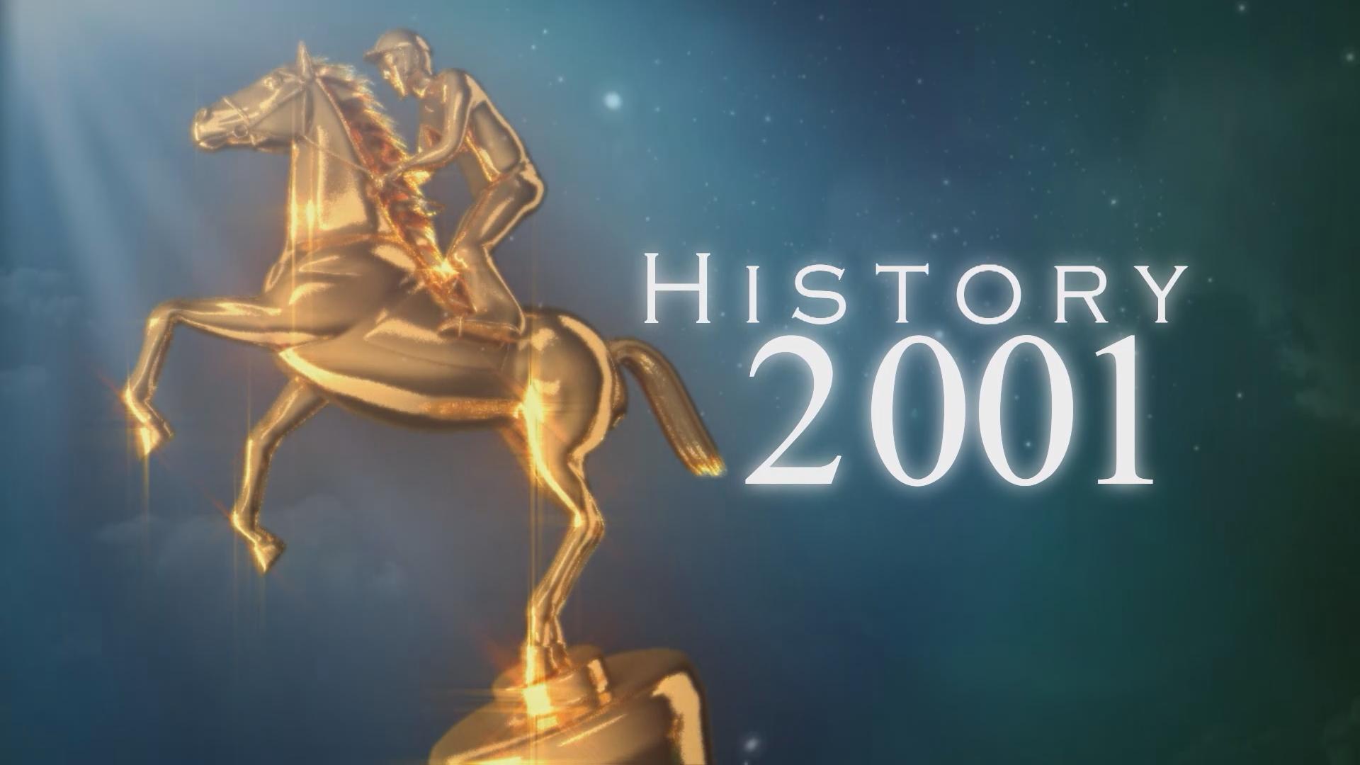 2001年HISTORY