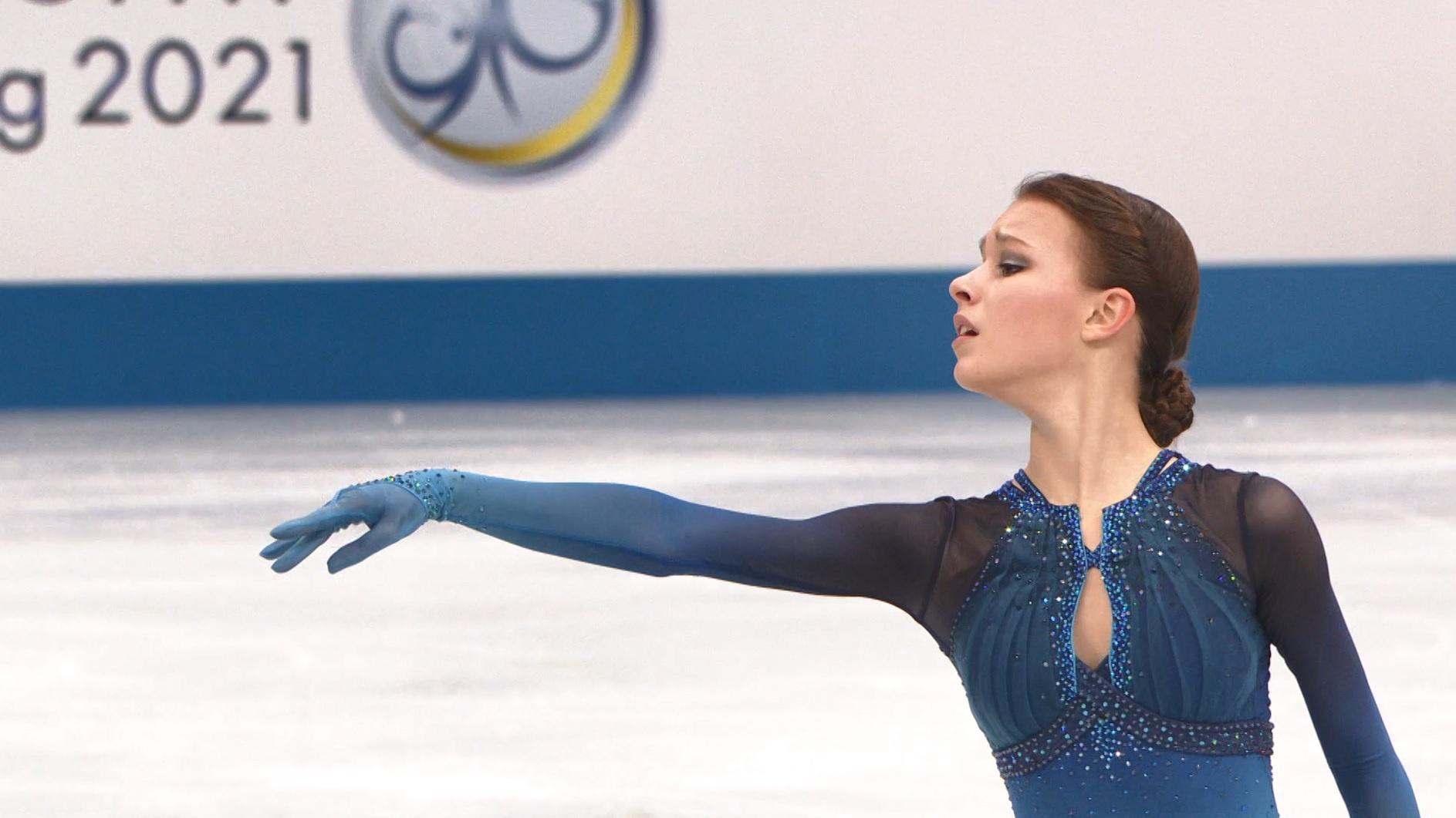 世界女王シェルバコワのSP公開!世界フィギュアスケート国別対抗戦!羽生&宇野らも応援!女子最終決戦へ!